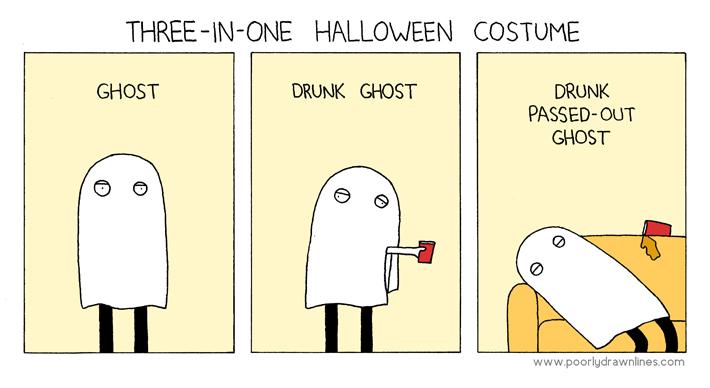 Danny Halloween Costume