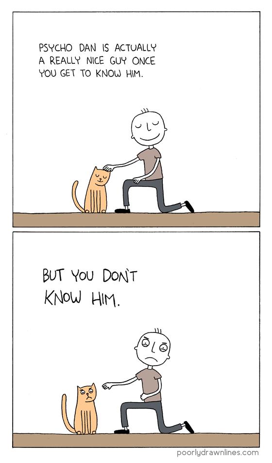 Psychopath jokes