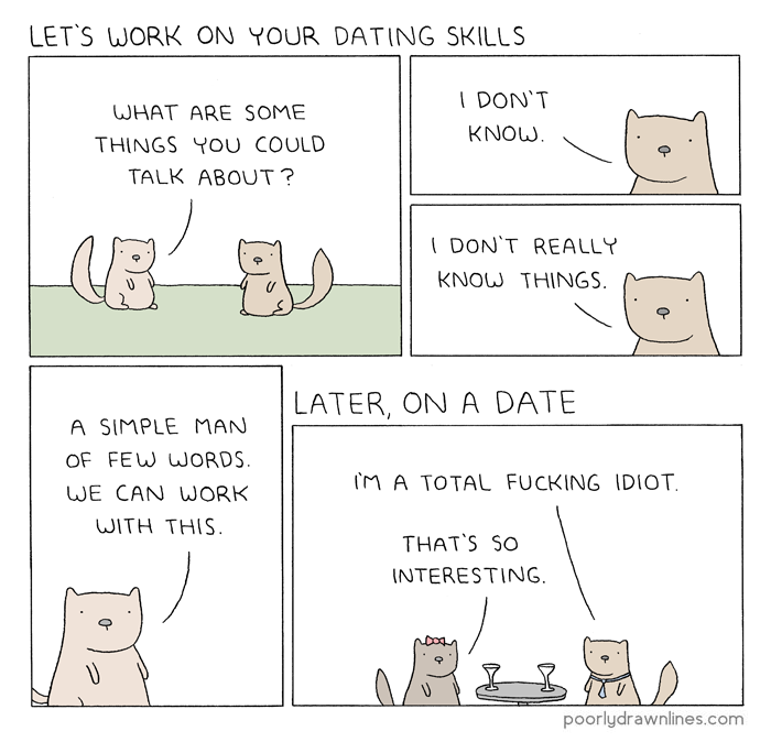 Lack Dating Skills Where So Many Of Us Are Getting It Wrong