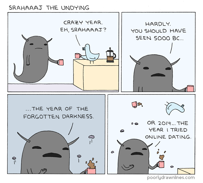Poorly Drawn Lines – Srahaaaj\'s New Year