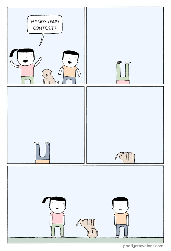 handstand-contest