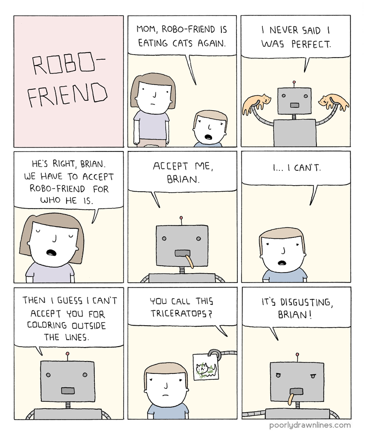 robo-friend