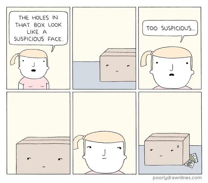 box-face